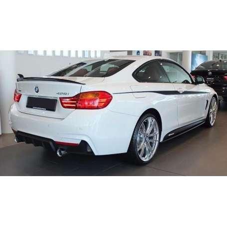 Becquet BMW F32 Serie 4 Sport Design