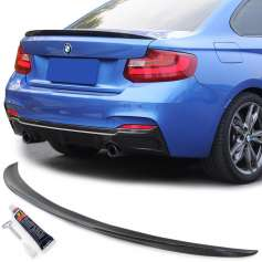 Becquet en carbone BMW Serie 2 F22 Coupe M Design 13+