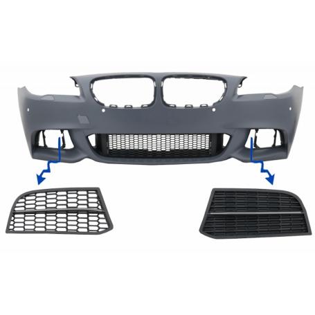 2x Grilles latérales BMW serie 5 F10 F11 10-17 M Performance