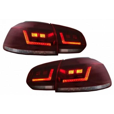 2x Feux LED Golf 6 VI Osram clignotants dynamiques Full LED 08-13