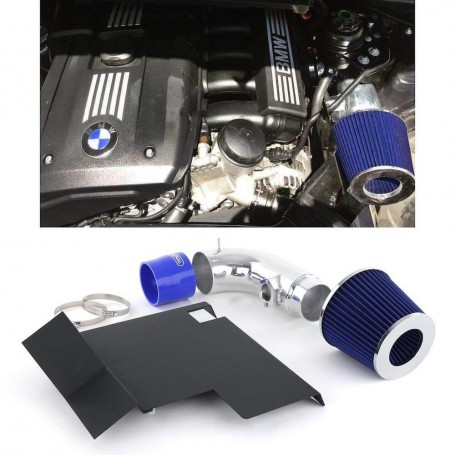 Kit filtre à air sport BMW Serie 3 E90 E92 Serie 1 E81 E87 07-11