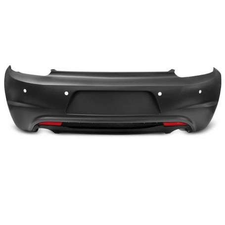 Pare-choc arriere Vw Scirocco R-Style 08-14