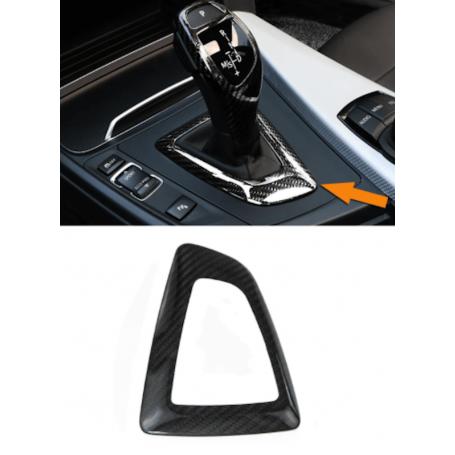 Cadre de levier de vitesse BMW Carbone