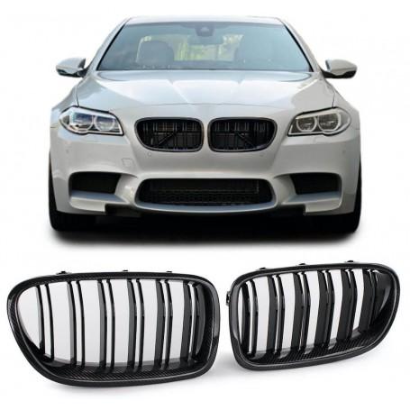 Grilles de calandre BMW serie 5 F10 F11 10-17