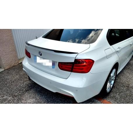 Becquet noir brillant BMW Serie 3 F30 M Performance 12-