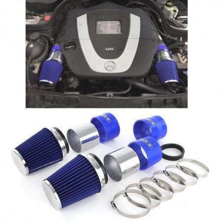 Kit filtre à air sport Mercedes W204 C300 C350 V6