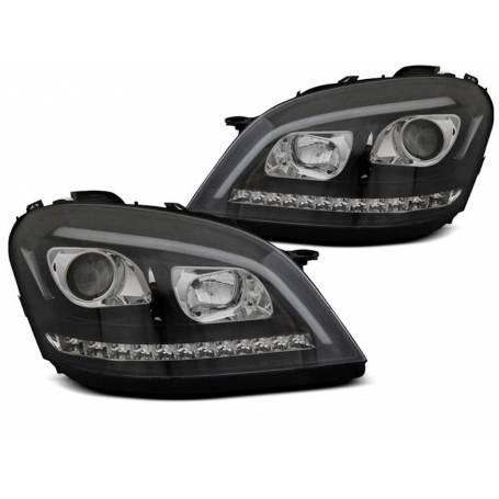 2x Phares avant LED clignotants dynamiques Mercedes ML W164 05-07