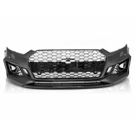 Pare choc avant Audi A5 F5 Look RS5 Noir 17+