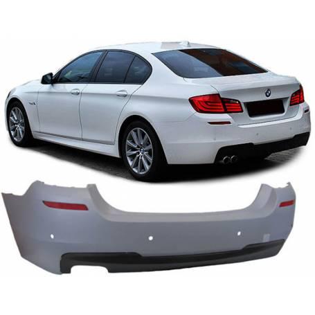 Pare Choc arriere BMW serie 5 F10 look M Sport Design (11-17)