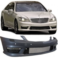 Kit Carrosserie Look AMG Mercedes Classe S W221 09-13
