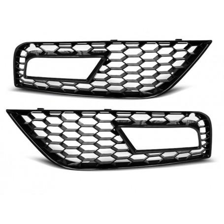 2x Grilles anti brouillard Audi A4 B8 12-15