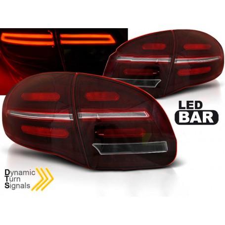 2x Feux arrieres LED Porsche Cayenne 10-15