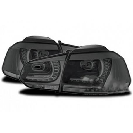 2x Feux LED Golf 6 VI Silver R Line 08-13