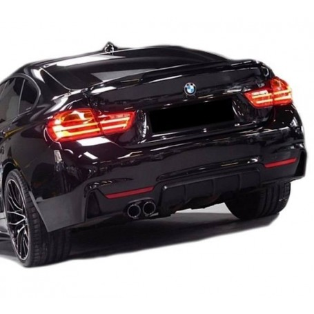 Becquet ABS BMW Serie 4 F36 Gran Coupe Look M Performance