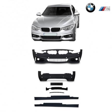 Kit carrosserie BMW Serie 4 F32 M Sport Design 13-16