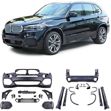 Kit carrosserie BMW Serie X5 F15 Look Sport Design M 13-18