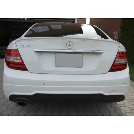 Becquet Mercedes Classe C W204 Coupe