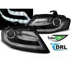 2x Phares avants LED DRL Audi A4 B8 (08-11)