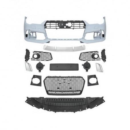 Pare chocs avant Audi A7 4G Facelift (15-18)