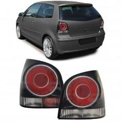 2x Feux arrières Fumés Volkswagen Polo 9N3 (05-09)