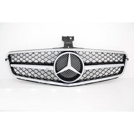 Calandre Mercedes Classe C Amg design W204