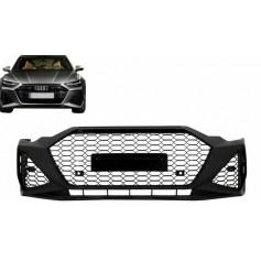 Pare Choc avant Audi A6 C8 4K Look RS6 (18+)