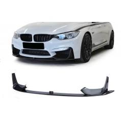 Rajout de Pare Choc avant Noir Brillant BMW M3 F80 M4 F82 F83 (14+)