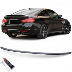 Becquet noir brillant BMW F32 Série 4 M Performance (13+)