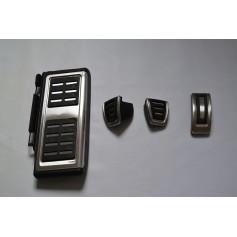 Pack pédaliers Golf VII Alu boite manuelle