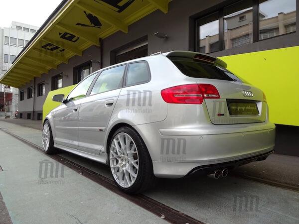 Audi a3 8P sportback tuning
