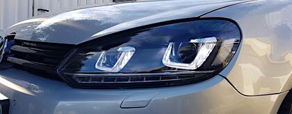 PHARES VW GOLF
